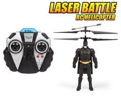 Get your hands on this fun #DCComics Officially Licensed #Batman Laser Battle #rchelicopter from #hobbytron. #rcheli #hthelicopter -- Get yours today for only $39.95.