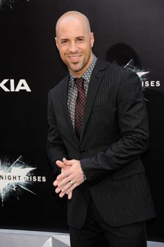 Singer Chris Daughtry