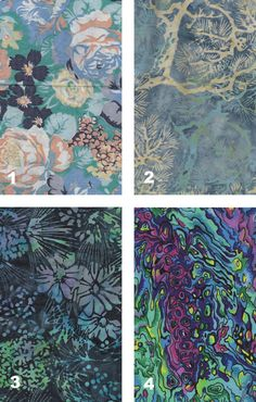 Choosing Fabric for Fabric Collage – Susan Carlson Quilts Collage Online, Turtle Quilt, Collage Techniques, Quilting Tips, Art Quilting, Animal Quilts, Landscape Quilts, Scrappy Quilts, Fabric Art