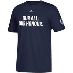 Vancouver Whitecaps FC adidas Jersey Hook T-Shirt - Navy