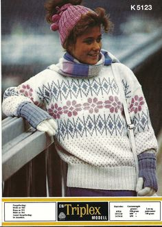 k 5123 Norwegian Knitting, Men Sweater, Sweaters, Diy, Fashion, Creative Crafts, Moda, Bricolage, Fashion Styles
