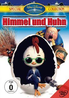 Himmel und Huhn * IMDb Rating: 5,8 (37.505) * 2005 USA * Darsteller: Zach Braff, Garry Marshall, Don Knotts,