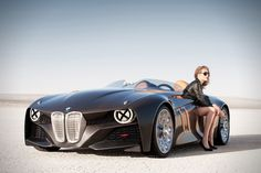 The BMW 328 is one of the most beloved vehicles of all time, and to celebrate the model's 75th birthday a few years ago (2011), the luxury auto maker unvei