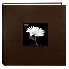 Pioneer 200 Pocket Fabric Frame Cover Photo Album Chocolate Brown *** You can find out more details at the link of the image.
