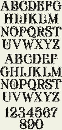 Letterhead Fonts / LHF General Store/ Decorative Fonts