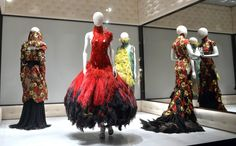 "The Opening Night Gala for ""Alexander McQueen: Savage Beauty"" at the Victoria and Albert Museum – Vogue"
