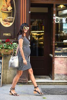 Envie de fraise ♡ Ana Albadalejo // AUDREY - Robe grossesse #MaternityStyle #Maternity #Fashion #BumpStyle #Mumtobe #BabyBump