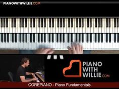 #Free #Piano Lesson - Finding Middle C