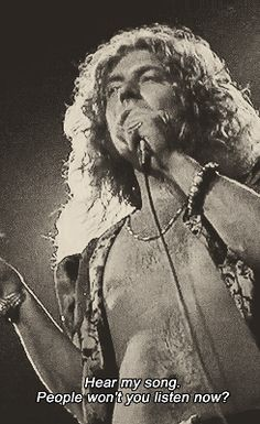 Led Zeppelin robert plant Jimmy page led zeppelin gifs part 3