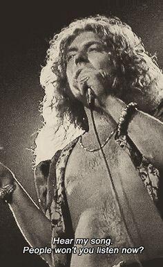 Led Zeppelin robert plant Jimmy page led zeppelin gifs part 3