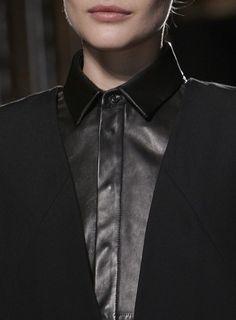 barbara bui   13. Mmm leather