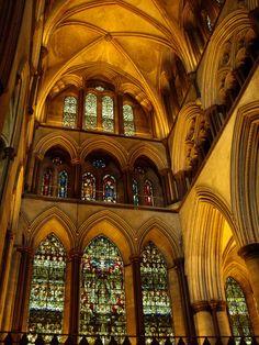 Salisbury Cathedral (Salisbury - England)