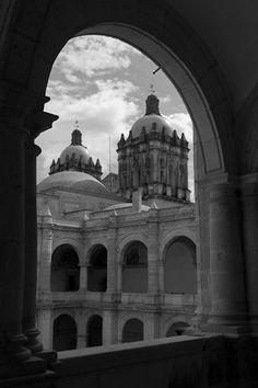 Limited Edition Photograph by Lauri Dunn.  Templo de Santo Domingo, Oaxaca, Mexico.