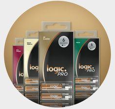 Promotion sur les pack de cartouches de e-liquide logic pro 9+1 gratuit possibilité de mélanger les différents arômes de liquide ainsi que les taux de nicotines.(Pour en bénéficier sélectionnez vos 10 pack de 3 cartouches de liquide logic pro dans le panier, une réduction de 4,90€ s'appliquera immédiatement.)  Important: pour garder la livraison gratuite vue la hausse des tarifs de la poste, nous enlèverons le blister d'origine…