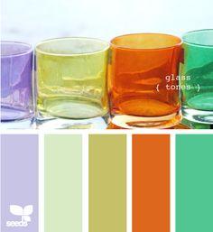 glass tones