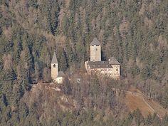 Von Gais im Tauferer Ahrntal zum Schloss Neuhaus