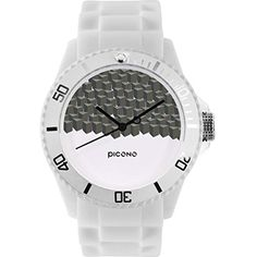 PICONO Block Playground Resistant Analog Quartz Watch - BA-BP-04 >>> To view further for this item, visit the image link. (This is an affiliate link) #Accessories