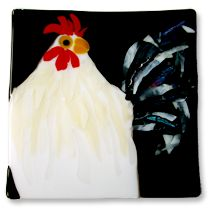 chicken plate - interesting starting point for something for mom and Tony