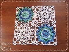 Felissimo Turkish Tile nº 2  トルコタイル 2 - ぴりりん生活