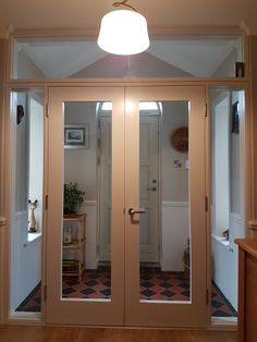 Door and screen set by Murphy Larkin