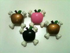 """Poison Apple"" Fridge Magnets,  anybody? :)"