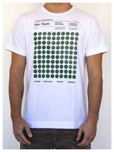 R$ 89 | Dan Flavin