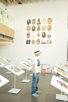 Ryan Ginger Nigo, Creative Inspiration, Thailand, Photo Wall, Spirit, Inspired, Home Decor, Style, Swag