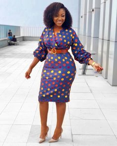 Here are some lovely admirable ankara styles for the hot ladies, they come in different colours and designs and can make your fashion life glow more. African Fashion Ankara, Latest African Fashion Dresses, African Print Fashion, Short African Dresses, African Print Dresses, Ankara Dress Styles, African Attire, Ankara Designs, Corporate Style