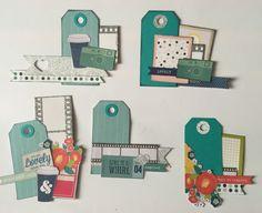 Making Embellishments Shimelle True Stories Hey Little Magpie Blog …