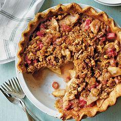 Rhubarb Recipes - Cooking Light