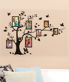 Photo Frame Wall Murals|The Lakeside Collection
