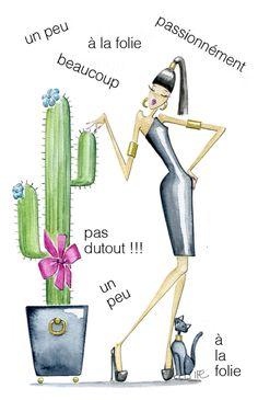 cactus de l'amour