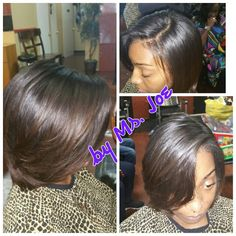 silk press  #Afromeric #AfroHairess