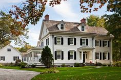 Fairfield, Connecticut   Peter Zimmerman Architects - via Design Chic