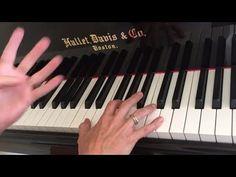 Blues Piano Polyrhythm Lick (3 Against 4) - YouTube