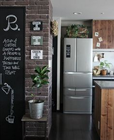 SKIP気分 | 黒板塗料 と マグネットシート。