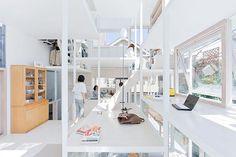 House NA _ Tokio by Sou Fujimoto Architects