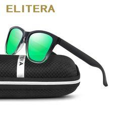 d2d5d45592 ELITERA Sunglasses Women Polarized Square Ladies Sun Glasses Female  Sunglasses Oculos De Sol Feminino Shades With