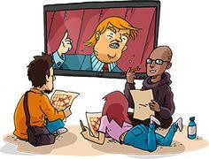 """""""Me"""" ja """"muut""""? Mediakasvatus disinformaatioon ja vihapuheeseen puuttujana"""
