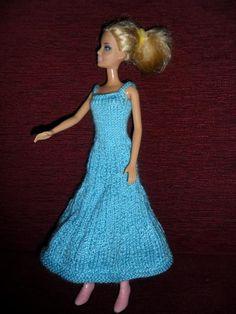 robe longue d'été barbie