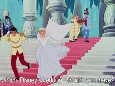 Which Disney Wedding Should You Have?