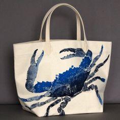 very cute beach bag