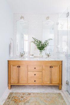 Project Reveal: Northern VA Master Bath Renovation© Alison Giese Interiors #bathroomrenovationprojects