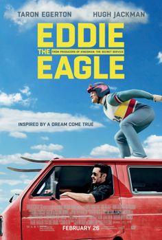 Eddie the Eagle (2016) movie #poster, #tshirt, #mousepad, #movieposters2