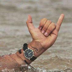 surf tattoos for men Surf Tattoos, Surfing Tattoo, Hand Tattoos, Sunset Tattoos, Ocean Tattoos, New Tattoos, Cool Tattoos, Beachy Tattoos, Verse Tattoos