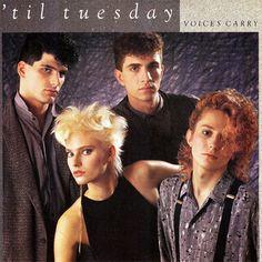 Til Tuesday Voices Carry - cassette