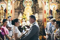 A authentic Buddhist alter located in the Ancient Town of Hoi An. If you are looking for a authentic experience and location a blessing performed by a local monk might be what you are looking for. #HoiAnEventsWeddings #BuddhistBlessing #VietnamBeachWeddings