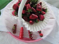 """Get ready for """"Strawberries"""""""