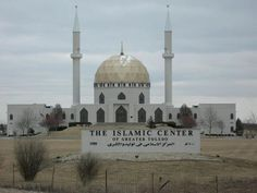 The Islamic Center: 25877 Scheider Rd, Perrysburg, OH 43551, USA