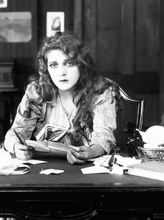 """deforest: """" Mary Pickford in Caprice (1913) """""""